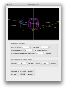 OutDirectionCalculator GUI